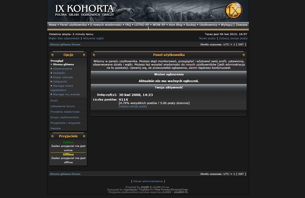 forum kiedys