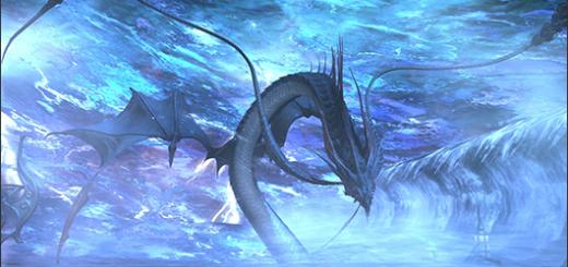 FFXIV: ARR - Leviathan
